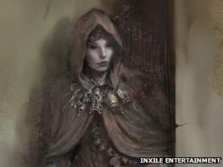 Artwork from Torment: Tides of Numenera