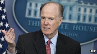 National Security Adviser Thomas Donilon