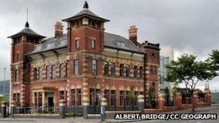 Murray's Exchange on Belfast's Sandy Row