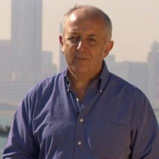 BBC Middle East Editor Jeremy Bowen