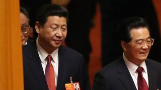 China's new leader