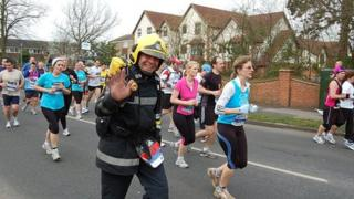 Reading Half Marathon 2011