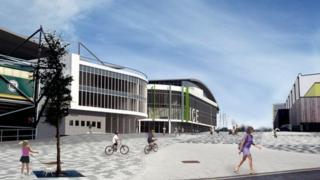 Higher Home Park plans