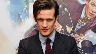 Doctor Who actor Matt Smith