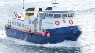 Sark Shipping vessel: Bon Marin de Serk