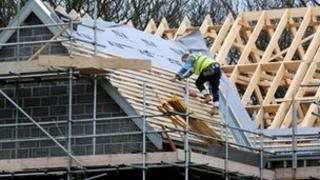 Firms in areas like construction would like to see a push on new infrastructure