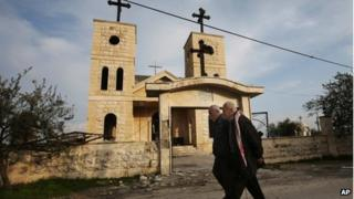 Christian church in Syria