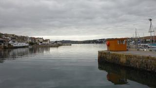 Falmouth Harbour and Flushing