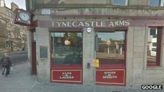 Tynecastle Arms in McLeod Street