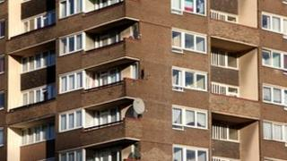 Council housing in London