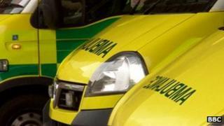 Ambulances