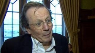 Bristol's elected mayor George Ferguson