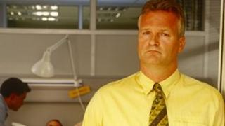 Clive Mantle in Casualty