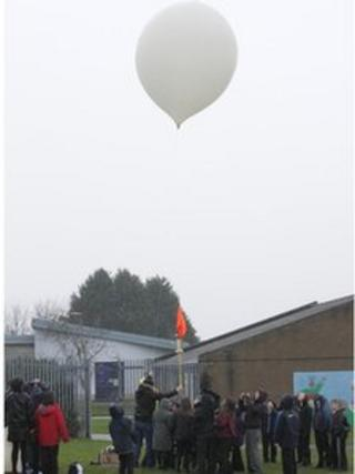 MARSballoon project Frome