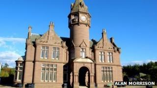 Inglis Memorial hall