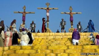 Passion of Christ 2012