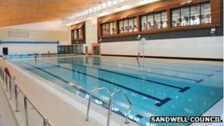 Tipton Leisure Centre