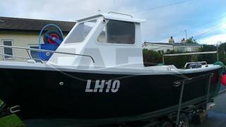 Lizzie M, Appledore Instow Ferry