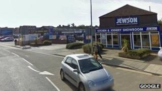 Jewson in Grantham