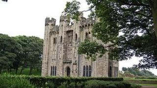 Hylton Castle, Sunderland