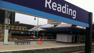 Reading station refurbishments