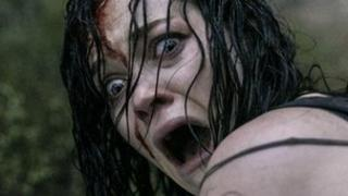 Jane Levy in a scene from Evil Dead