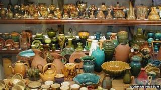 Linthorpe Pottery