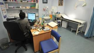 Doctor's surgery
