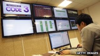 Cyber researcher in Seoul