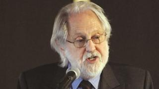 Lord Puttnam. Photo by Carrie Thatcher