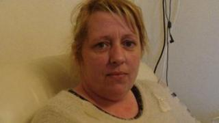 Frances McColgan lost her baby, Isaiah, on 26 March