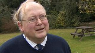 Dr John Pickard