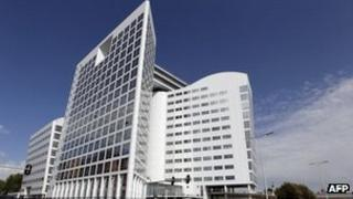 The International Criminal Court (ICC) in The Hague, file pic from 2011