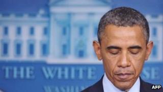 Barack Obama, 15 April