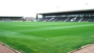 The New Lawn, home of Forest Green Rovers