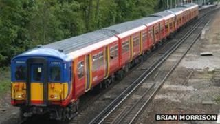South West Trains' Class 455