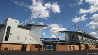 Colchester United's Weston Homes Community Stadium, by Getty