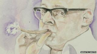 Harry Hill by Anna FC Smith