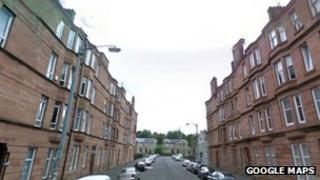 Daisy Street, Govanhill, Glasgow