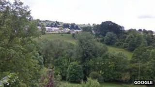 The Slad Valley