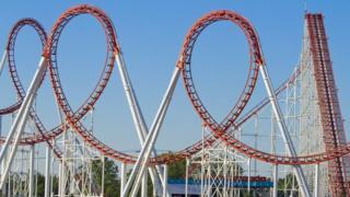 Roller coaster (file image)