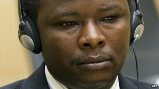 Saleh Mohammed Jerbo Jamus at the International Criminal Court, 17 June 2010
