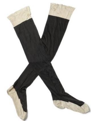 Queen Victoria's stockings