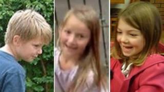 Sam, Rebecca and Charlotte Fuller