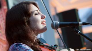 Katriona Gilmore at Turners Hill house concert