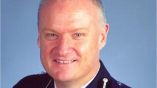 Deputy Chief Constable Craig Denholm