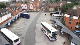 Cattle Market bus station
