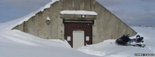 Bunker, Aroostook National Wildlife Reserve (Image: USFWS/Steve Agius)