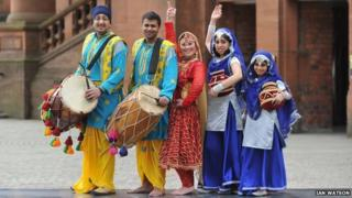 Glasgow Mela launch