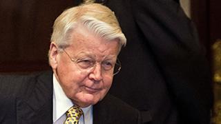Iceland's President Grimsson